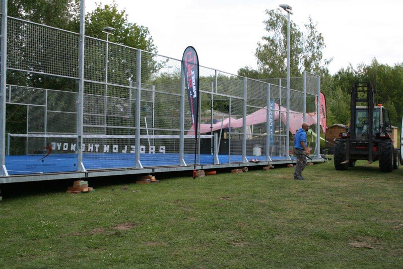 padel on the move
